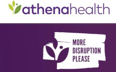 Santovia Partners with athenahealth's 'More Disruption Please' Program
